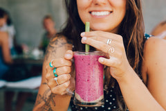 Smoothie Recipe for PMS Relief