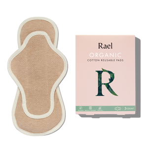 Organic Cotton Reusable Pads