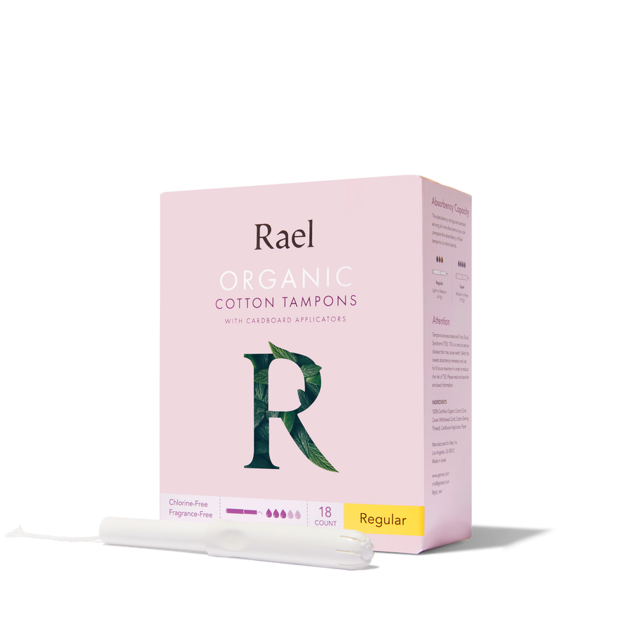 Organic Cotton Tampons (693977448475)