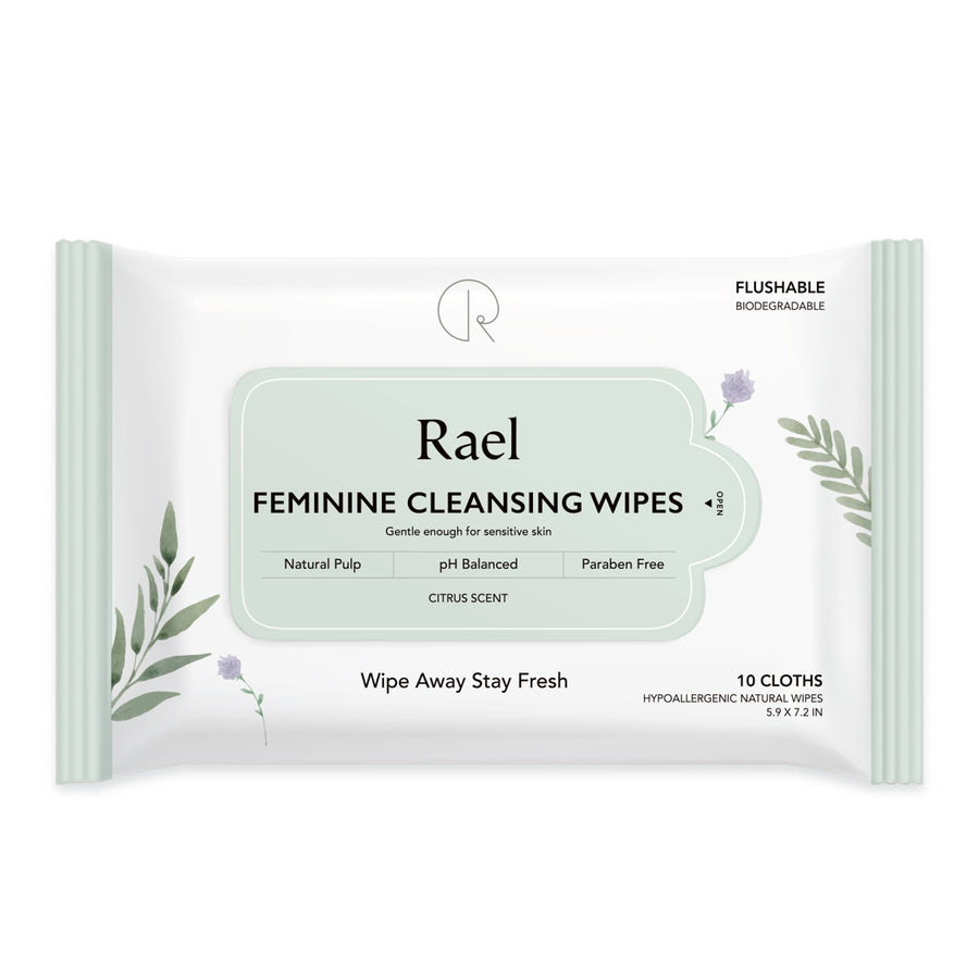Feminine Wipes (1 Pack)