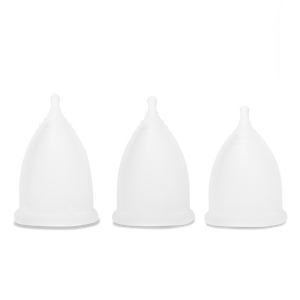Reusable Menstrual Cup & Case Set (4614364856435)