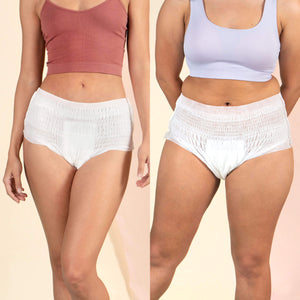 Organic Cotton Period Underwear