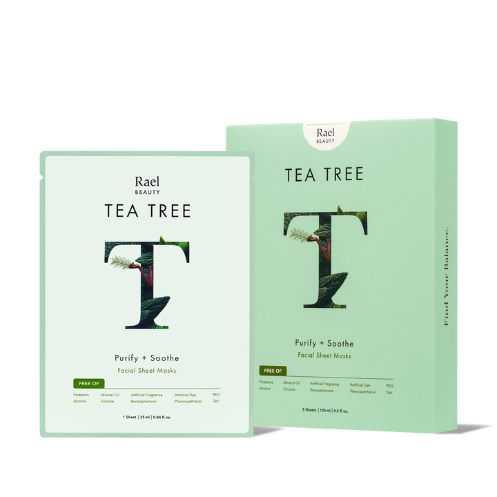 Tea Tree Sheet Mask Set