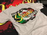 "T-Shirt ""Mexico Edition"" Sauce Spot Logo - GREY"