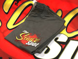 "T-Shirt ""The Sauce Spot"" Logo - GRAY"