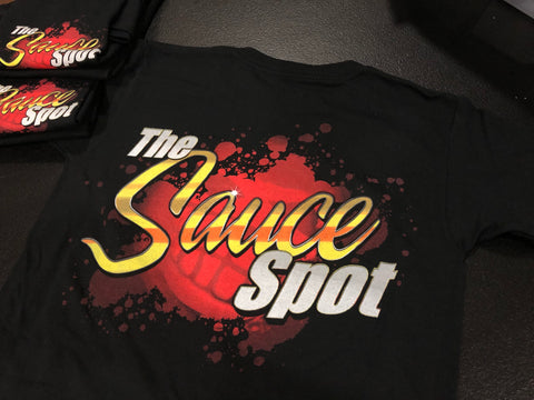"Kids ""The Sauce Spot"" T-Shirt"
