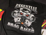 "T-Shirt ""Essential Racer"" - BLACK"