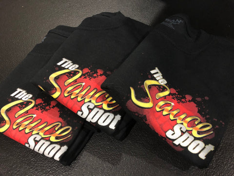 "Kids ""The Sauce Spot"" Logo T-Shirt"