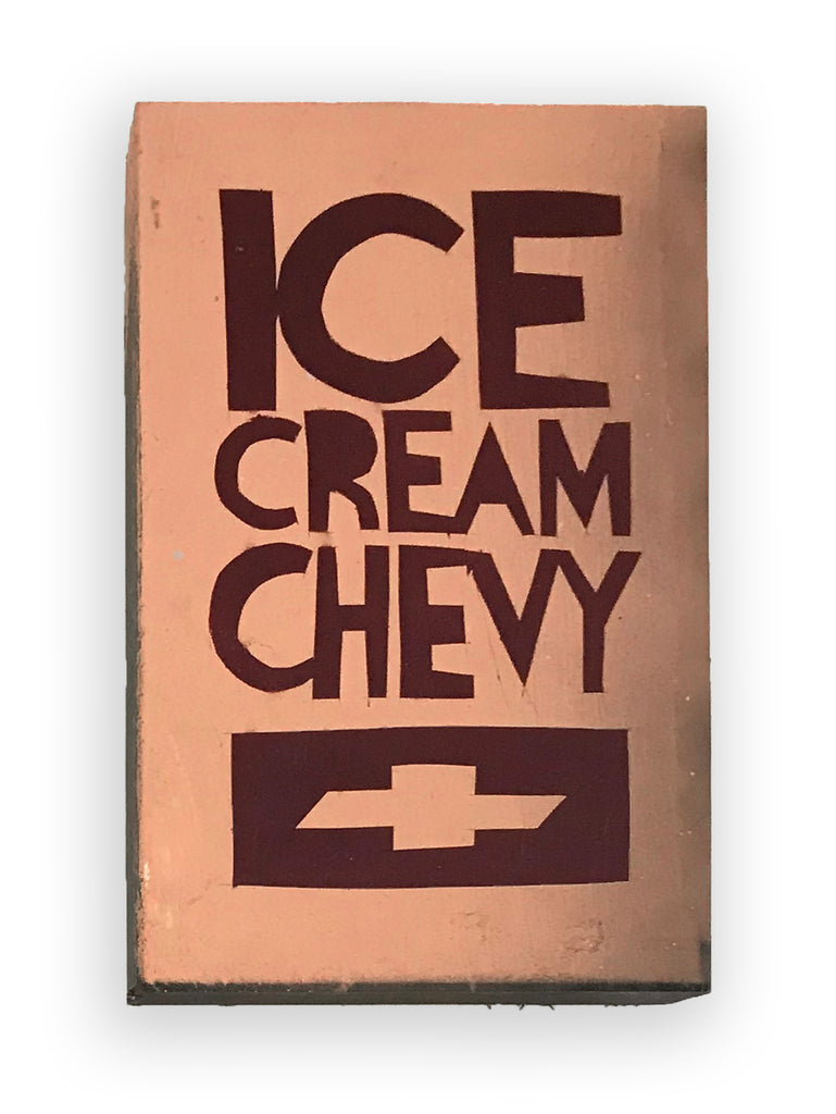 ICE CREAM CHEVY - Southern Dialect Series
