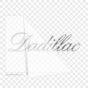 Dadillac Vinyl Sticker