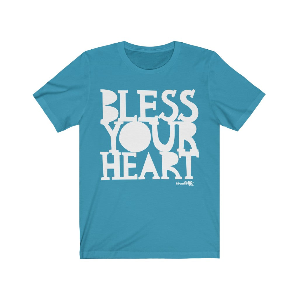 BLESS YOUR HEART / Unisex Jersey Tee
