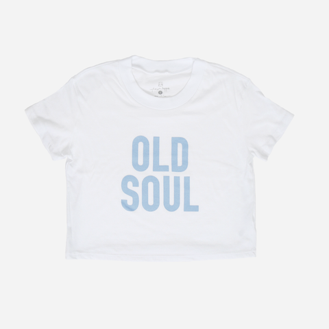 Old Soul Crop Top