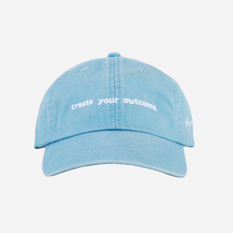 Create Your Outcome Dad Hat