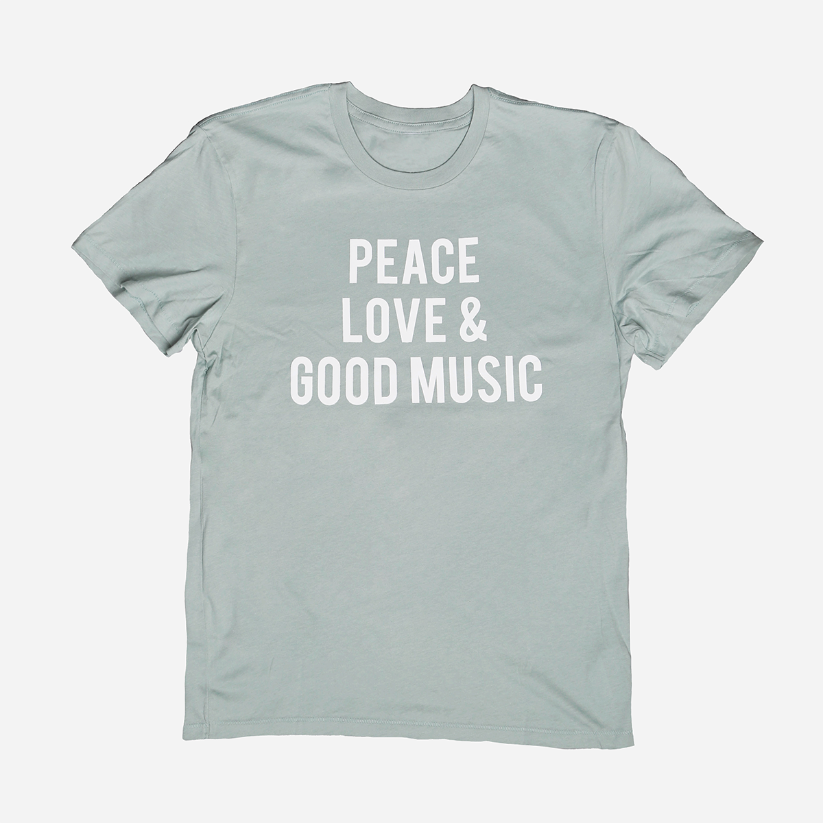 Peace, Love & Good Music Shirt