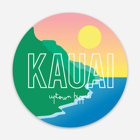 Kauai Sticker