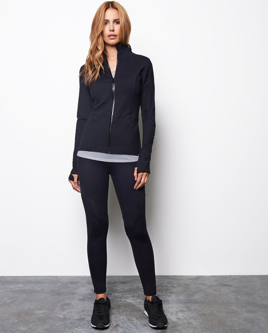 Nat High Neck Performance Jacket