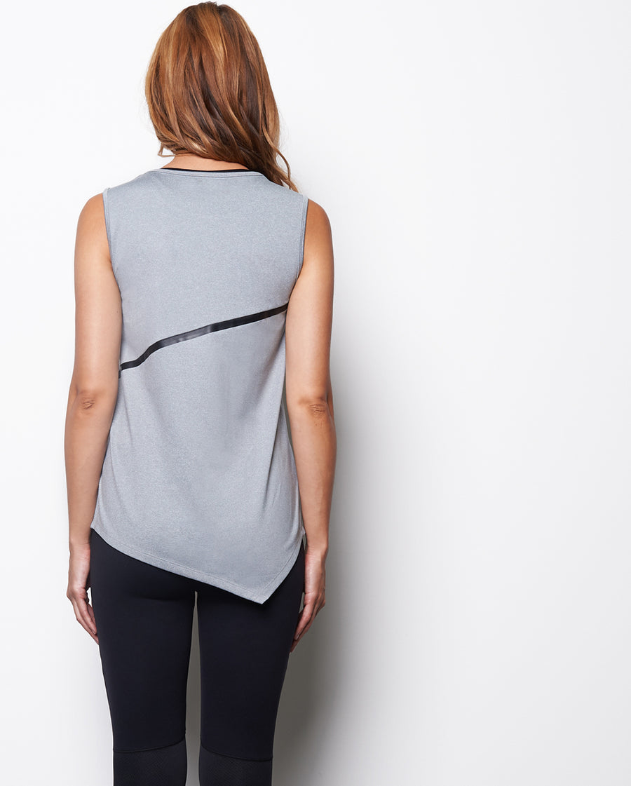 Ella Asymmetric Panel Tank