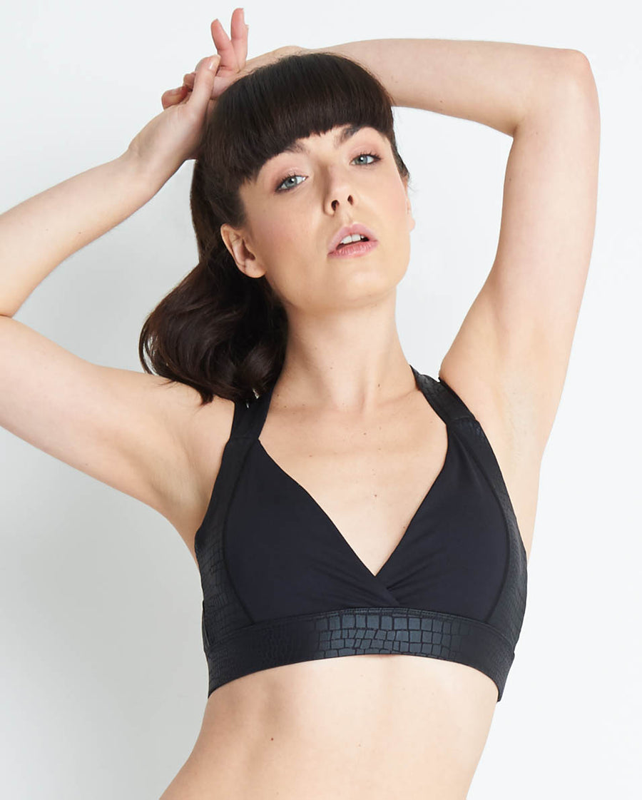 Eris Strappy Crop