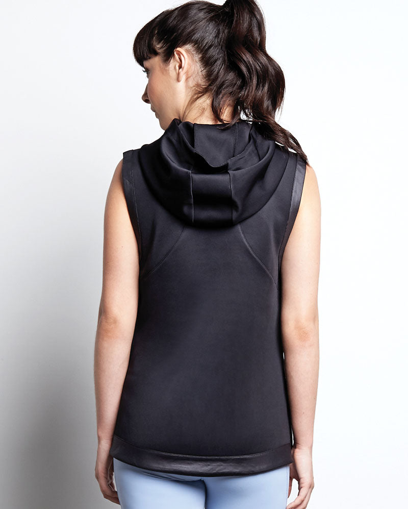 Jacqui Luxe Sleeveless Sweat