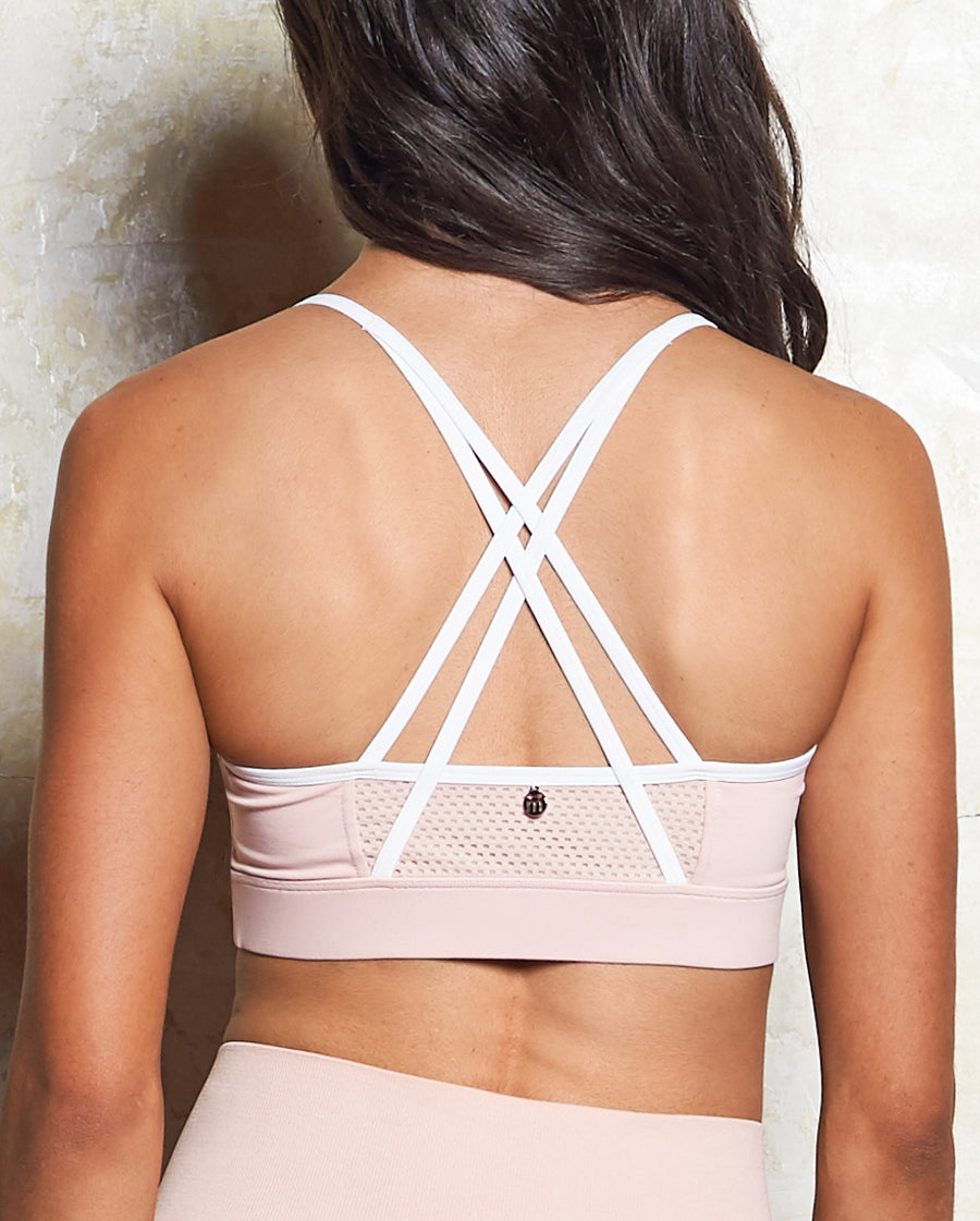 Evelina Luxe Crop