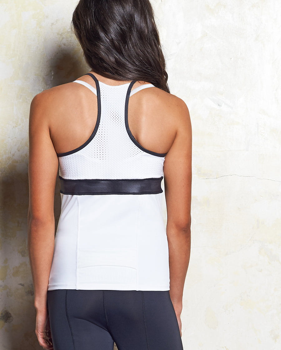 Olivia Support Tank W/ Shelf Bra