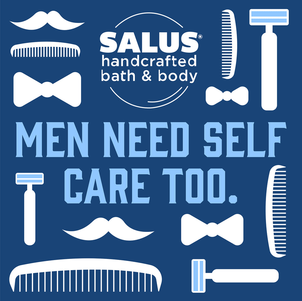 Men Need Self Care Too - A Father's Day PSA