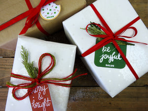 Salus Gift Tags