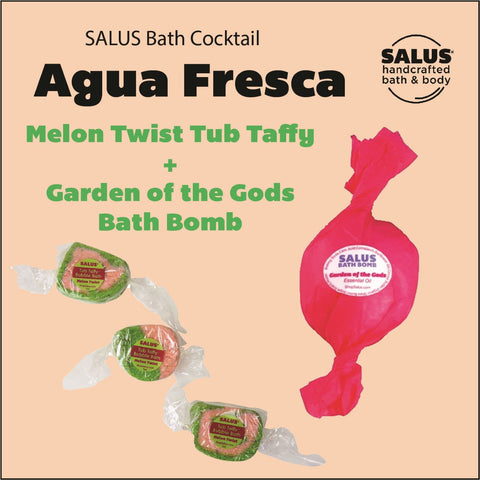 Agua Fresca Bath Cocktail