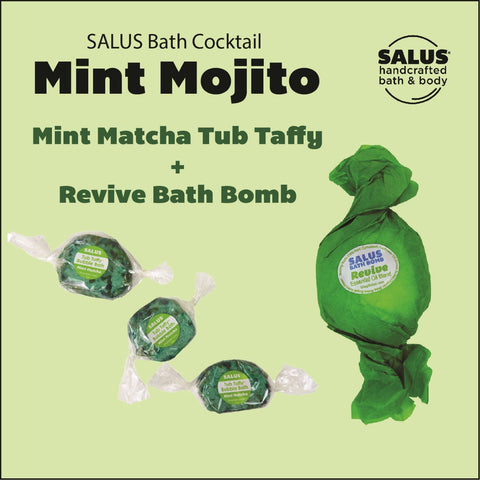 Mint Mojito Bath Cocktail