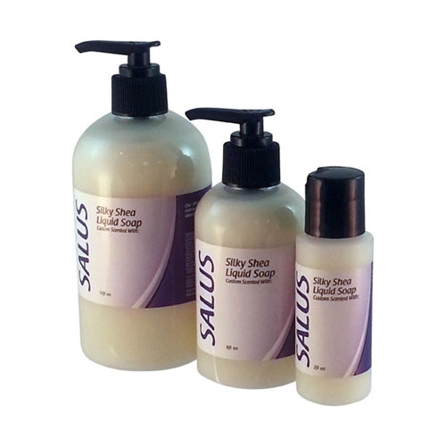 Silky Shea Liquid Soap