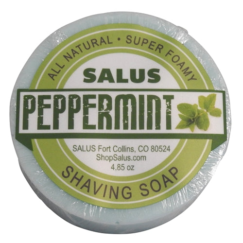 Shaving Soap: Peppermint