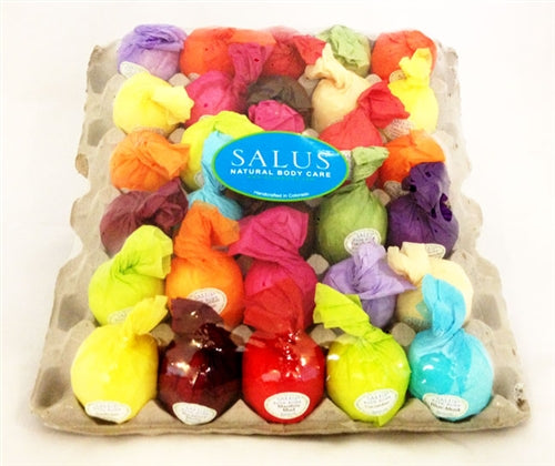 Essential Oil Assorted Bath Bomb 30 Pack