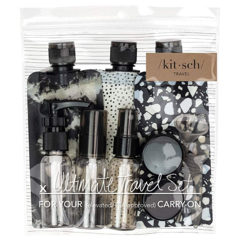 Refillable Travel Product Set