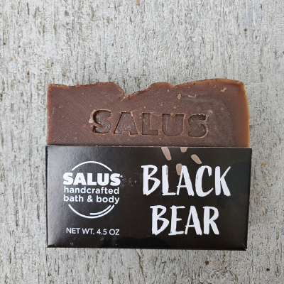 Black Bear Soap