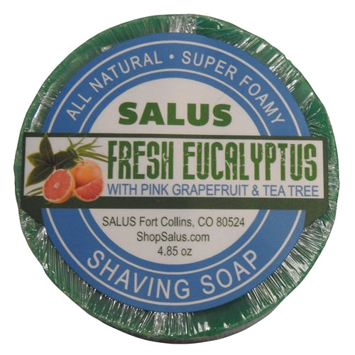 Shaving Soap: Fresh Eucalyptus
