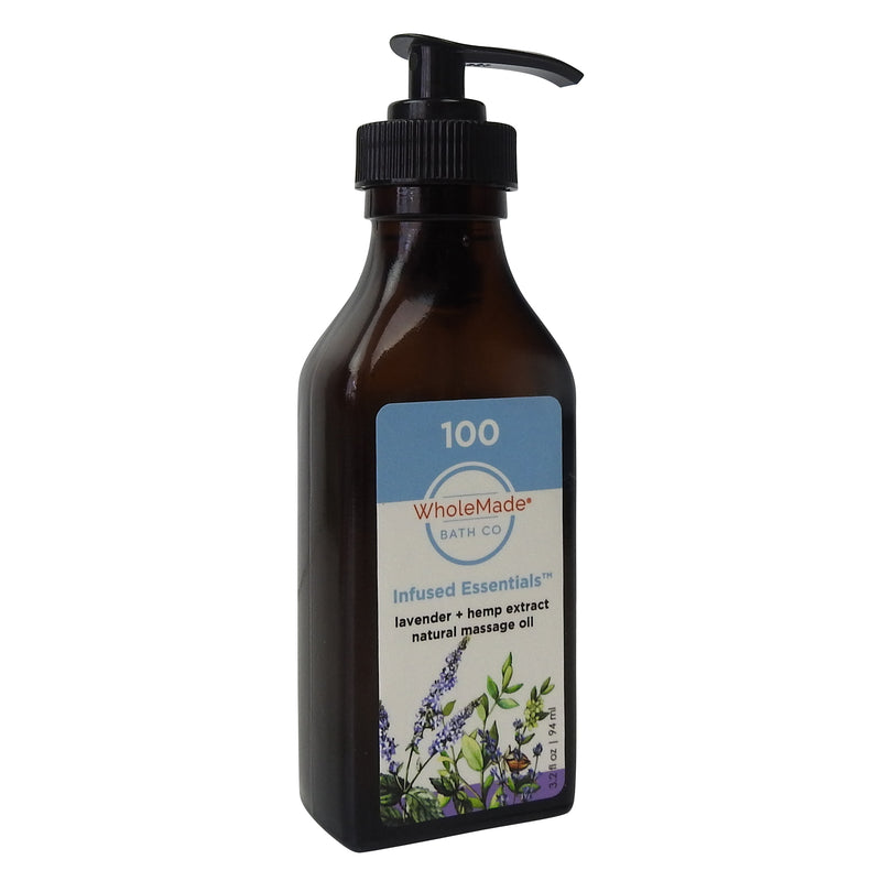 WholeMade Massage Oil 100