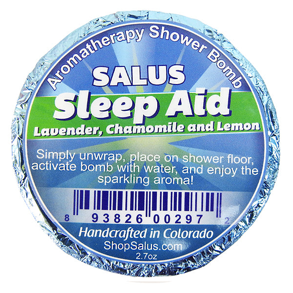 Sleep Aid Mega Shower Bomb