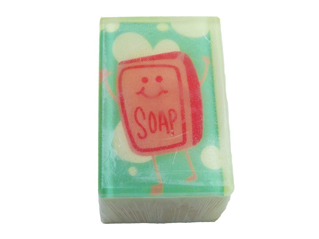 Soap Guy Photo Soap