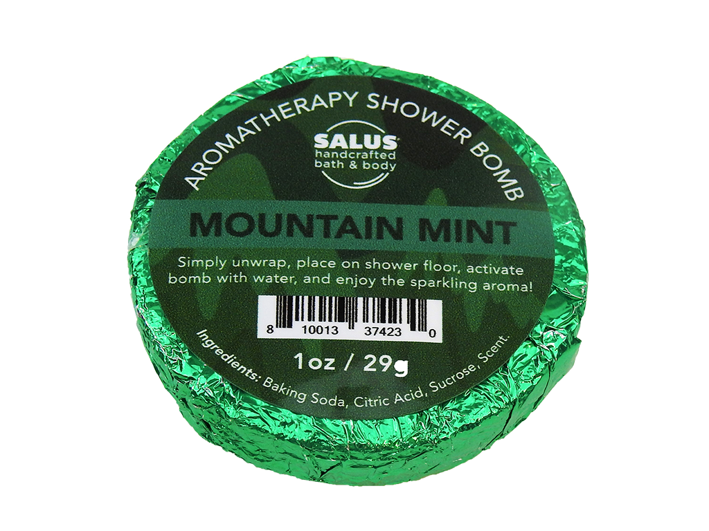 Mountain Mint SHOWER Bomb