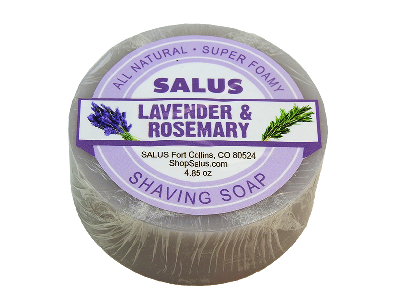 Shaving Soap: Lavender Rosemary