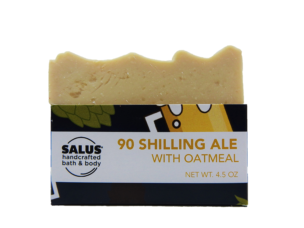 Microbrew Beer Soap - Odell 90 Shilling