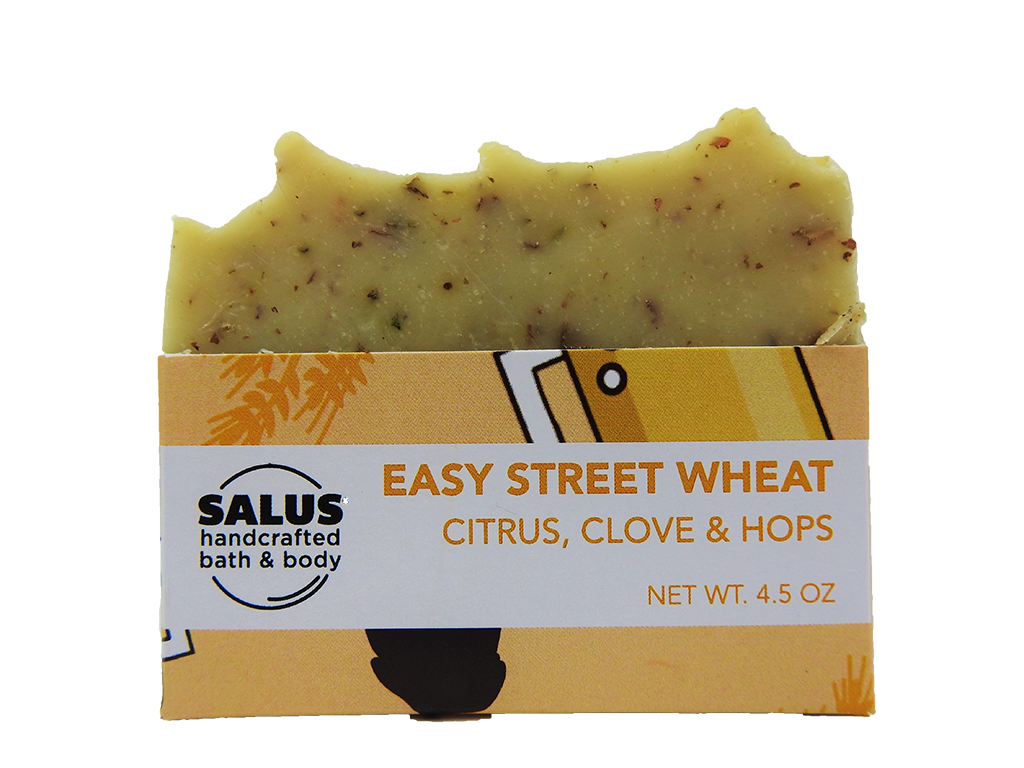 Microbrew Beer Soap - Odell Easy Street Wheat