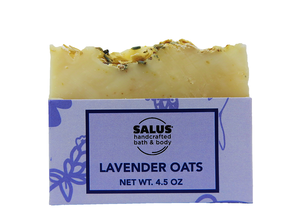 Long's Peak Lavender with Oatmeal Soap