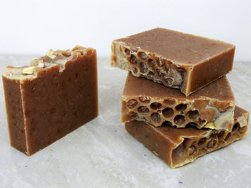 Oatmeal Milk and Honey Soap