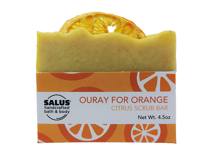 Ouray for Orange Soap