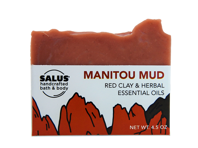 Manitou Mud Soap
