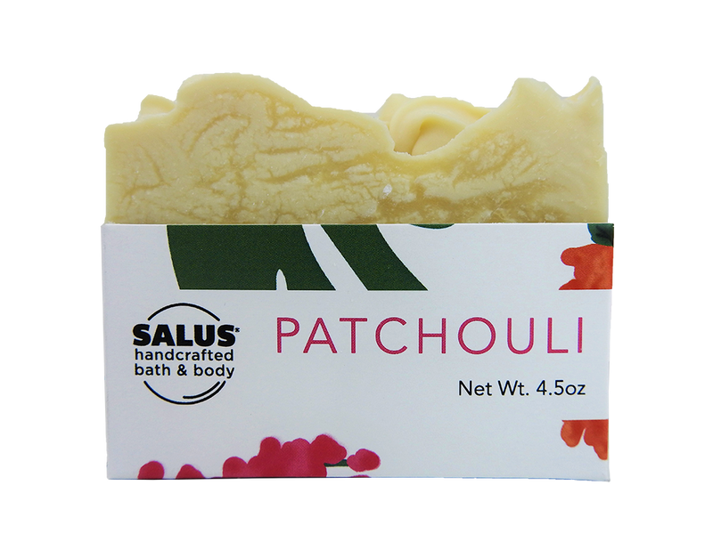 Patchouli Scrub Soap