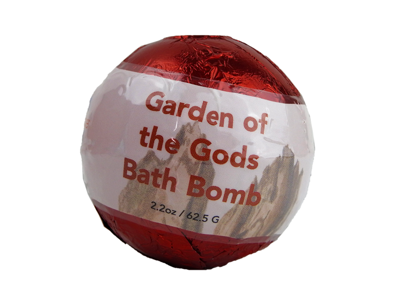 Garden of the Gods Bath Bomb
