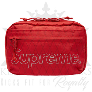 Supreme FW18 Red Shoulder Bag