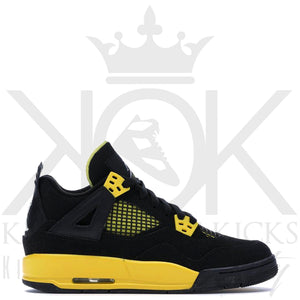 Air Jordan 4 Thunder GS
